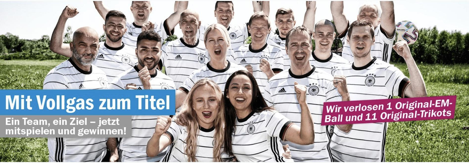 Gewinnspiel-Cases Automotive Autohaus Kuhn & Witte