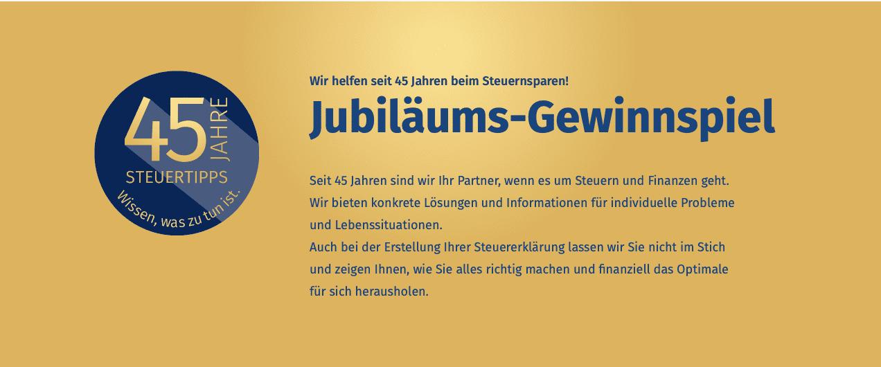 Gewinnspiel-Case Verlage Steuertipps