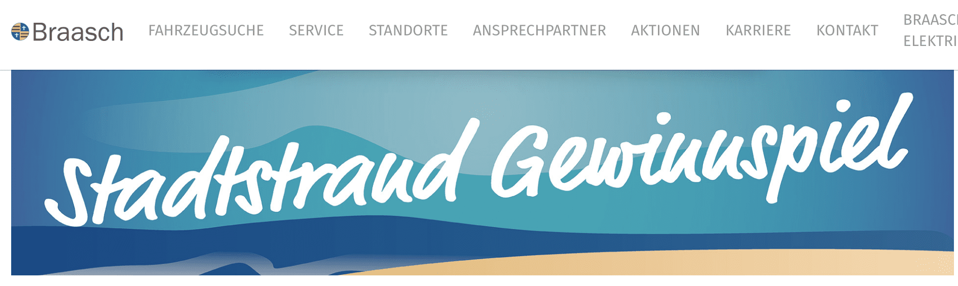 Gewinnspiel-Cases Automotive Autohaus Brauch-Gruppe