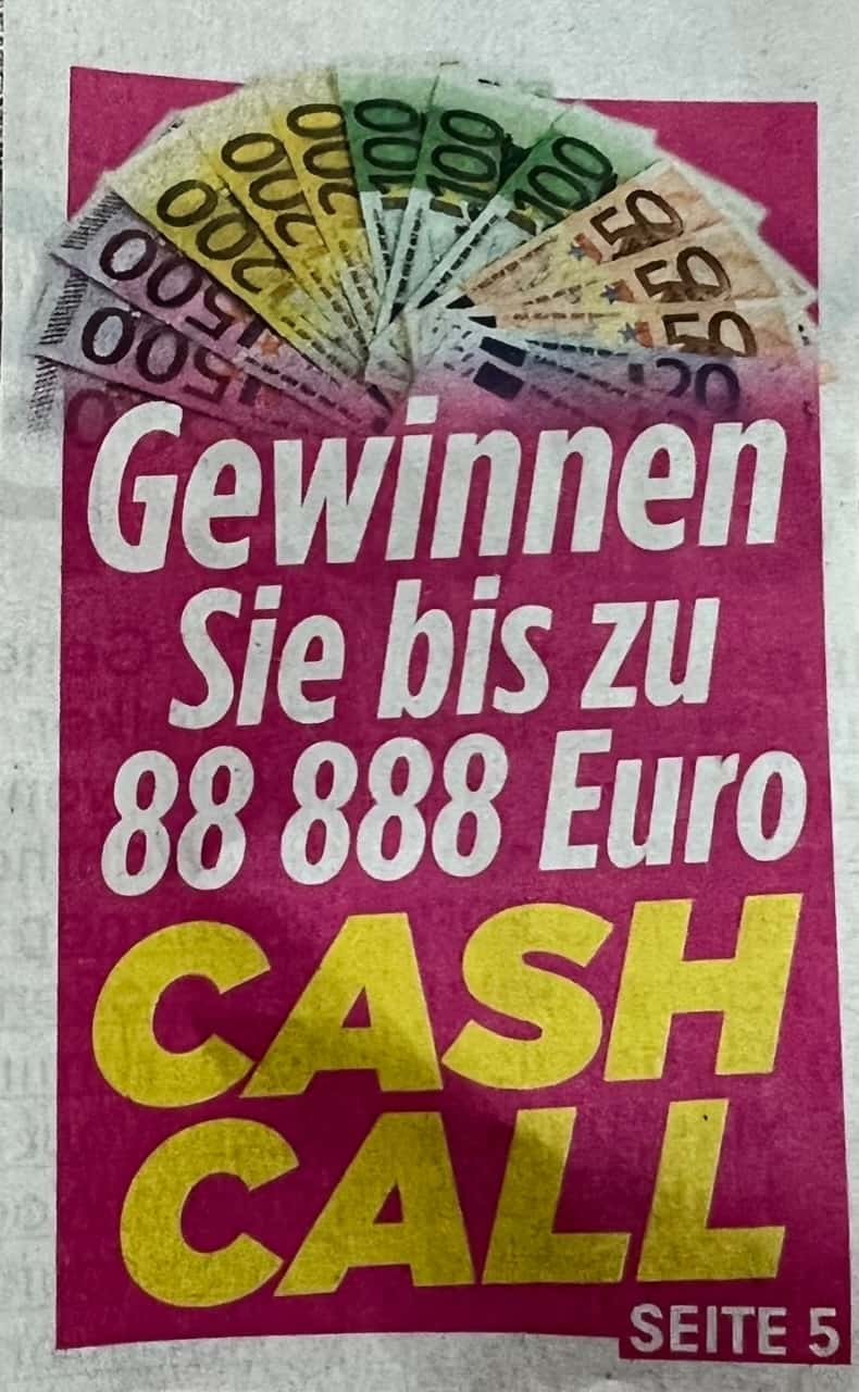 BILD_CASH-CALL-Herbst-21_BILD-13.10.. Teaser