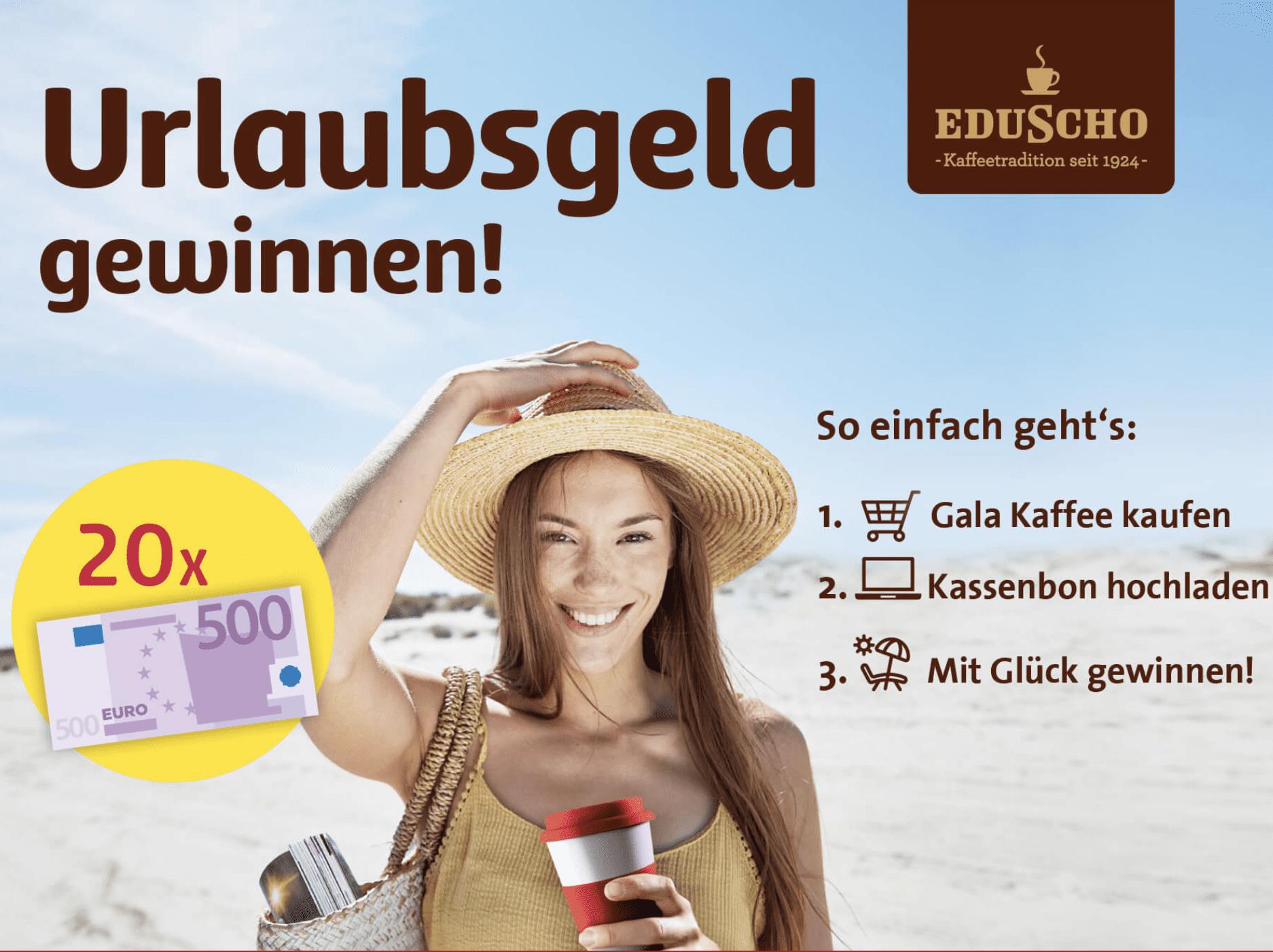 """Gewinnspiel-Cases """"FMCG Food"""" Eduscho"""
